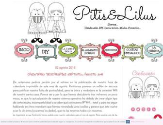 pitisandlilus.blogspot.com screenshot