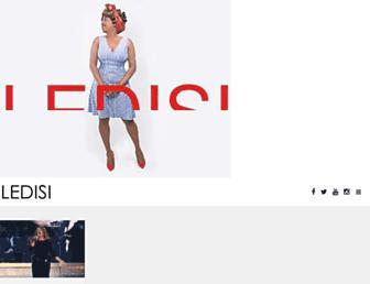 ledisi.com screenshot