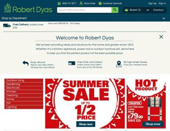 Thumbshot of Robertdyas.co.uk