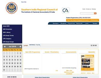 old.sircoficai.org screenshot