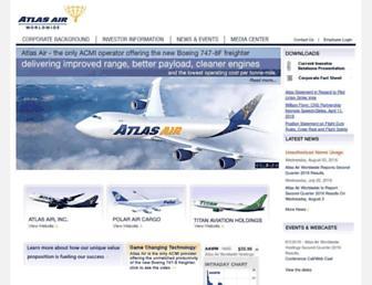 atlasair.com screenshot