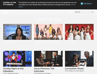 Thumbshot of Itv.com