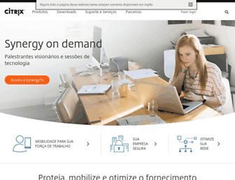 citrix.com.br screenshot