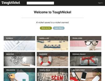 toughnickel.com screenshot