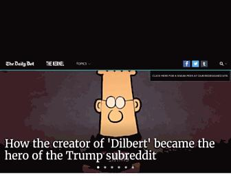 dailydot.com screenshot
