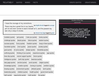 relatably.com screenshot