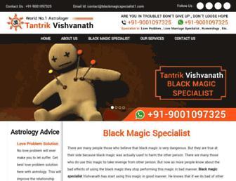 blackmagicspecialist1.com screenshot