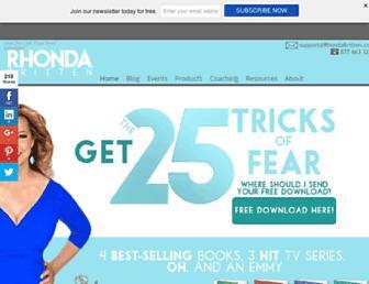 Thumbshot of Rhondabritten.com