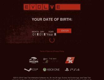 Thumbshot of Evolvegame.com