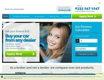 carfinance247.co.uk screenshot