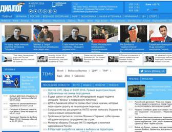 Thumbshot of Dialog.ua