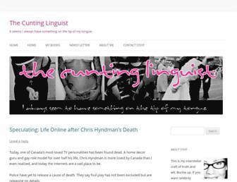 Thumbshot of Cuntinglinguist.com