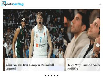 sportscasting.com screenshot
