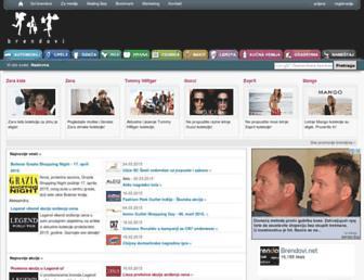 brendovi.net screenshot