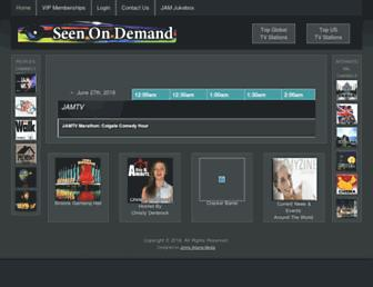Thumbshot of Seenondemand.com