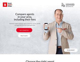 localagentfinder.com.au screenshot