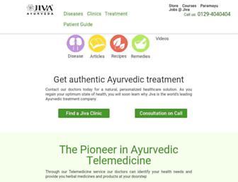 jiva.com screenshot