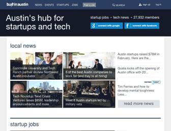 builtinaustin.com screenshot