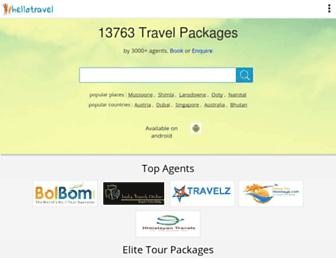Thumbshot of Hellotravel.com