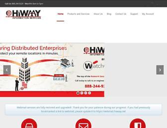 home.hiwaay.net screenshot