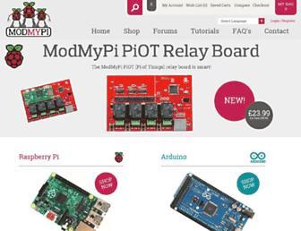 modmypi.com screenshot