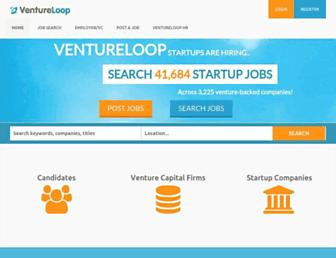 Thumbshot of Ventureloop.com