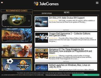 Thumbshot of Jukegames.com