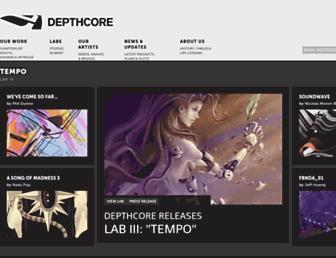 Thumbshot of Depthcore.com