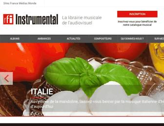 rfi-instrumental.com screenshot