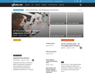 career.aglasem.com screenshot