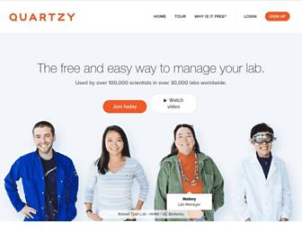 Thumbshot of Quartzy.com