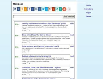 hestories.info screenshot