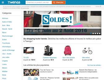 Thumbshot of Twenga.fr