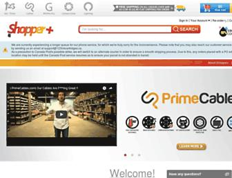 Thumbshot of Shopperplus.com