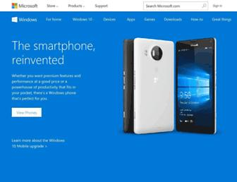 Thumbshot of Windowsphone.com