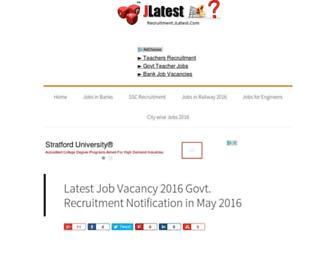 Thumbshot of Jlatest.com