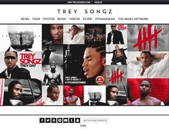 treysongz.com screenshot