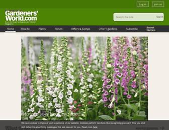 gardenersworld.com screenshot