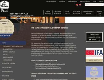 si-hotel.com screenshot