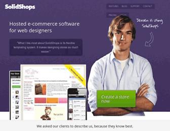 solidshops.com screenshot