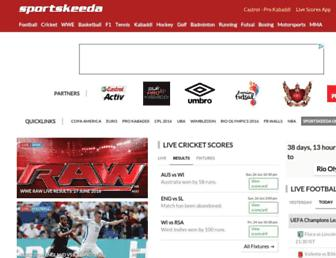 sportskeeda.com screenshot