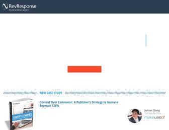 Thumbshot of Revresponse.com