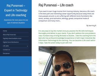 Thumbshot of Punarvasi.com