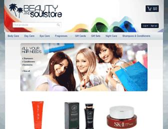 Thumbshot of Beautyandsoulstore.com