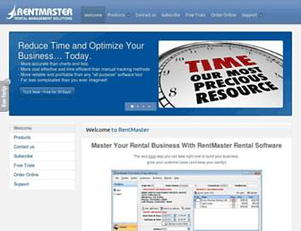rentmaster.net screenshot