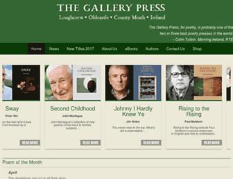 gallerypress.com screenshot