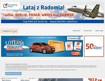 Thumbshot of Radom24.pl
