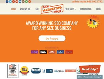 sachsmarketinggroup.com screenshot