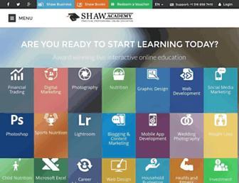 Thumbshot of Shawacademy.com