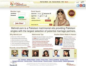 Thumbshot of Mehndi.com